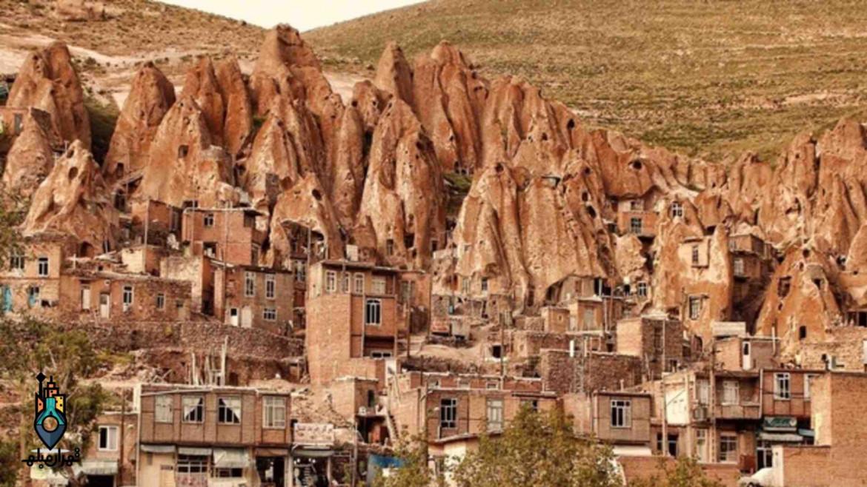 آشنایی با روستای کندوان تبریز