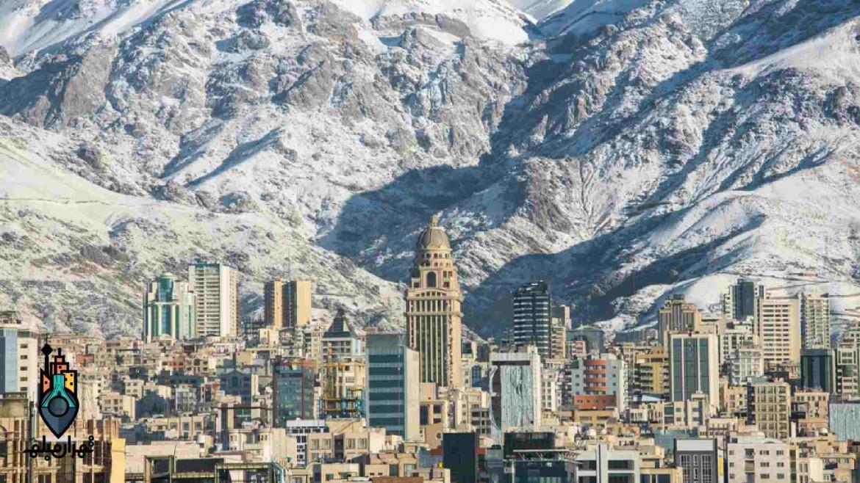 محله های شمال تهران