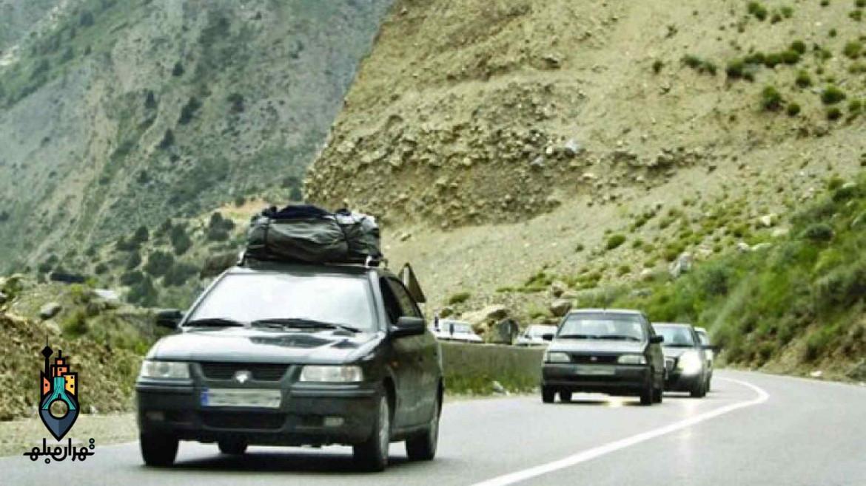 اعلام طرح محدودیت های تردد در خصوص سفر های نوروزی 1400