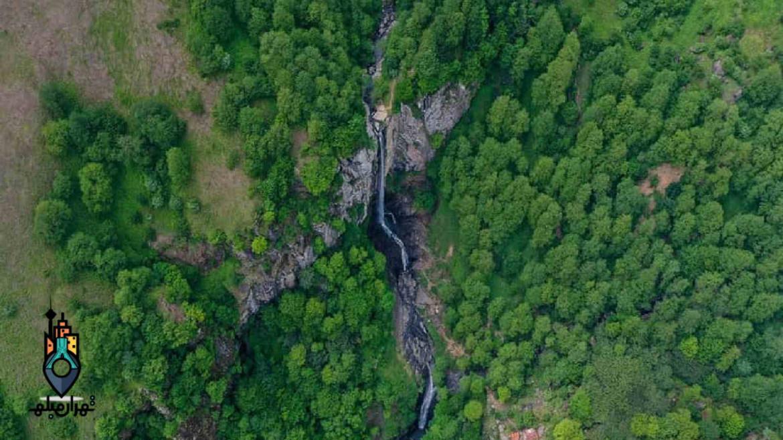 مرتفع ترین آبشار های ایران کدامند؟