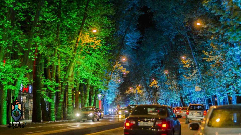 ثبت جهانی خیابان ولیعصر در آینده ای نزدیک!
