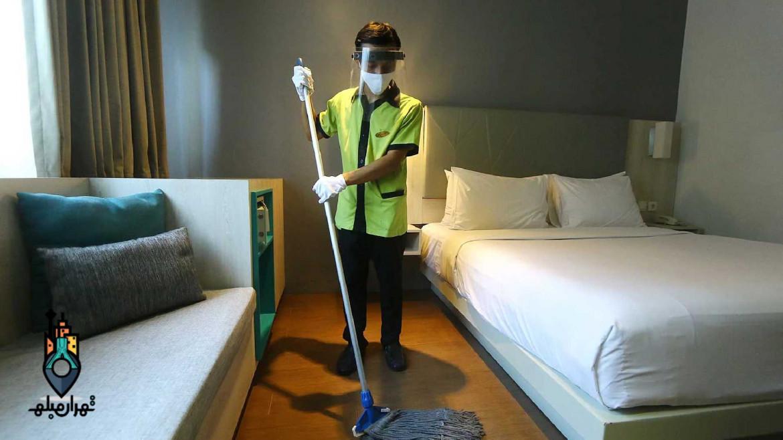 موج چهارم ویروس کرونا و عدم تعطیلی هتل ها و اقامتگاه ها