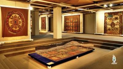 موزه فرش ؛ هنر، فرهنگ و بافندههایی که از سراسر ایران داستانسرایی کردهاند