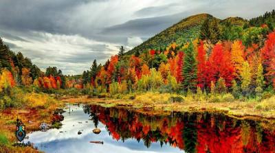 زیباترین جاذبه های گردشگری برای سفر در پاییز