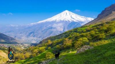 معرفی روستاهای فیروزکوه