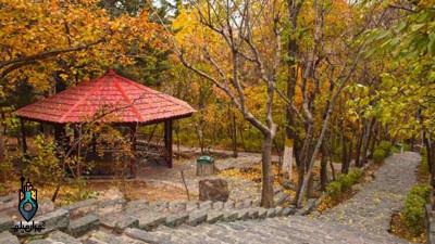 آشنایی با پارک جمشیدیه تهران و بخش های مختلف آن