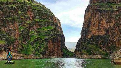 تنگه کافرین، بهشت رویایی ایران