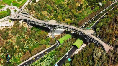 پل طبیعت | شاهکار معماران ایرانی