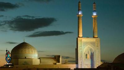 معرفی مسجد جامع یزد و تاریخچه آن