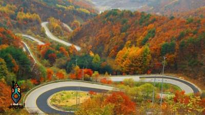 زیباترین جاده های ایران که هر فردی باید از آن بازدید کند!
