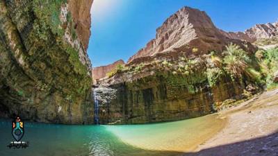 سفری به آبشار کشیت | معجزه کویر ایران