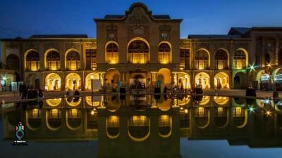 عمارت مسعودیه | آشنایی با جاذبه های گردشگری تهران