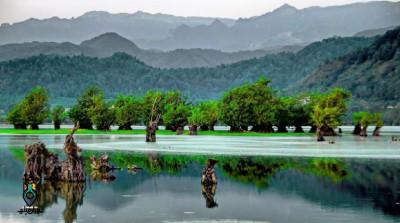 تالاب استیل آستارا، زیباترین تالاب ایران
