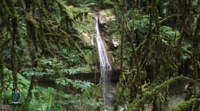 آبشار ولیلا   مهیج ترین آبشار سوادکوه