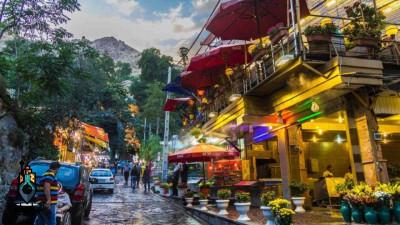 سفری خاطره انگیز به دربند تهران