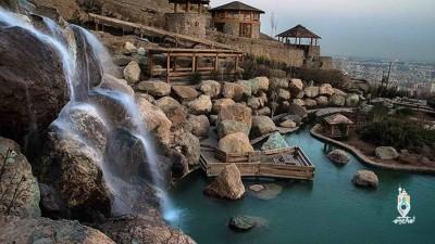 آبشار تهران ؛ تفریحی جذاب و متفاوت در پایتخت