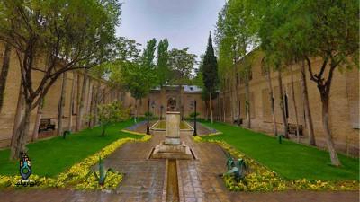 بازدید از باغ نگارستان نظاره گر تاریخ تهران