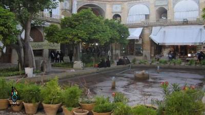 سرای مشیر (سرای هنر) شیراز |جاذبه های گردشگری شیراز