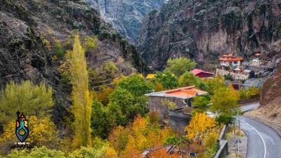 روستاهای دیدنی اطراف تهران برای سفر های یک روزه
