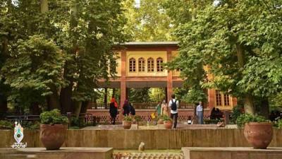 باغ ایرانی ؛ گشت و گذاری به یاد ماندن در تهران زیبا