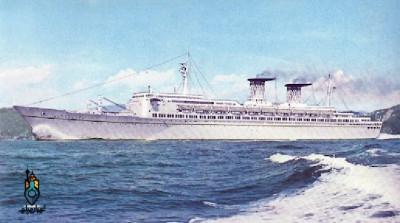 کشتی رافائل، تایتانیک ایران
