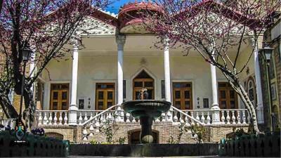 موزه و خانه مقدم|از گرانترین خانه های خاورمیانه در دل تهران