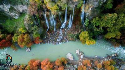 معرفی زیباترین آبشار های ایران