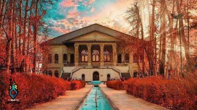 معرفی زیباترین باغ موزه های تهران