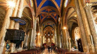 10 مورد از زیباترین کلیساهای ایران