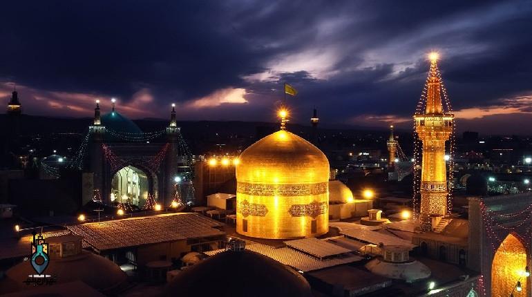 بهترین مکان ها برای شب گردی در مشهد