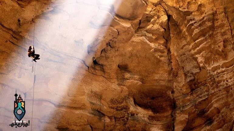 معرفی دیدنی ترین غارهای ایران