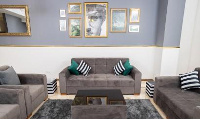آپارتمان مبله 2خوابه نوساز ولیعصر