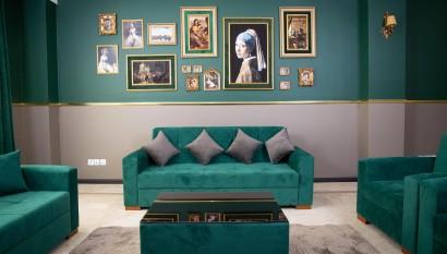آپارتمان مبله 2خوابه نوساز میدان ولیعصر