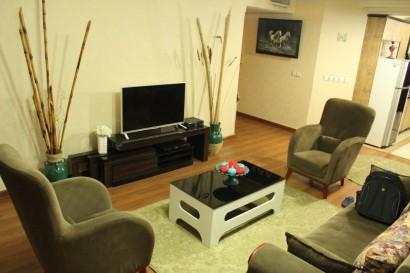 آپارتمان مبله تمیز 2 خوابه آرمیتا
